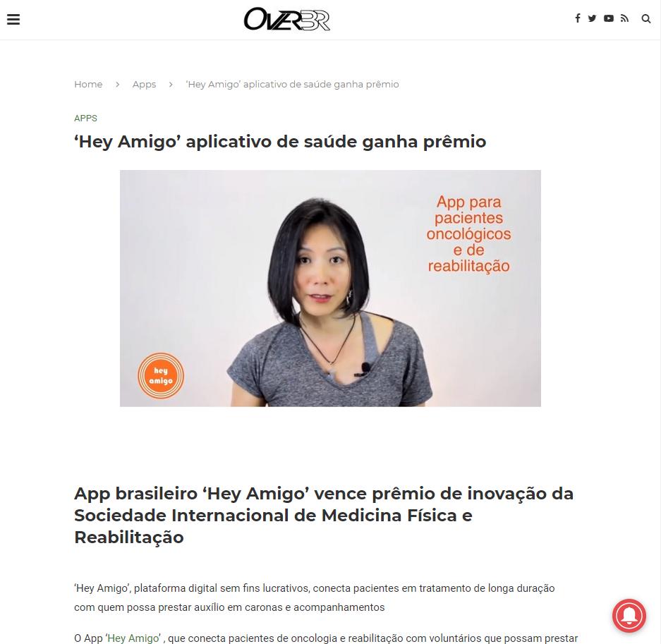 Hey Amigo do Jornal do Comércio do Ceará